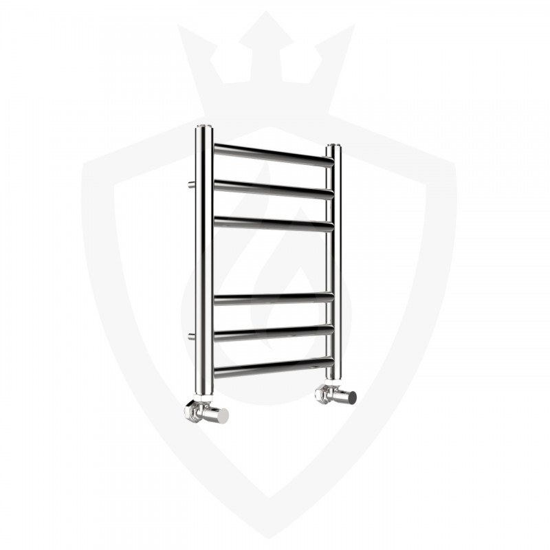 Polished Stainless Steel Towel Rail - 350 x 430mm