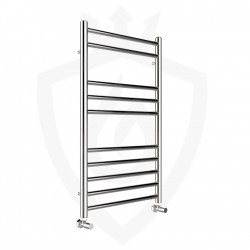 Polished Stainless Steel Towel Rail - 500 x 800mm