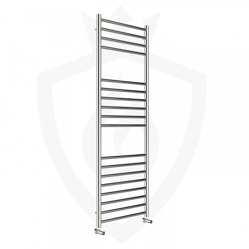 Polished Stainless Steel Towel Rail - 500 x 1400mm