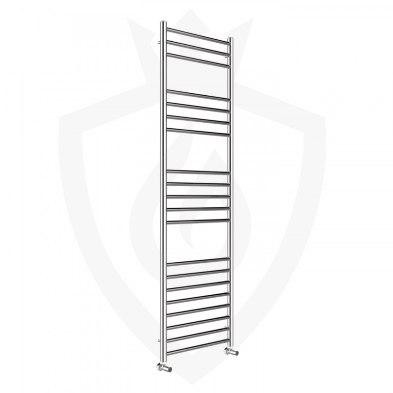 Polished Stainless Steel Towel Rail - 500 x 1600mm