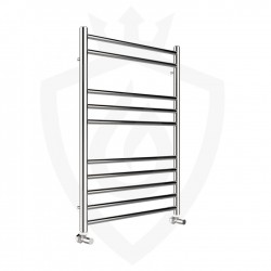 Polished Stainless Steel Towel Rail - 600 x 800mm