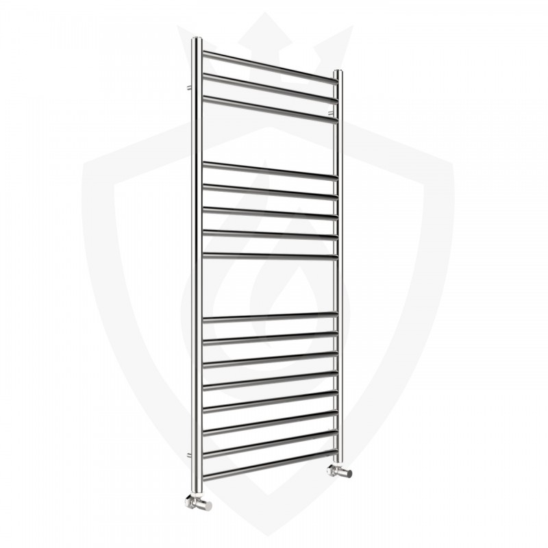 Polished Stainless Steel Towel Rail - 600 x 1200mm