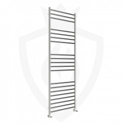 Polished Stainless Steel Towel Rail - 600 x 1600mm