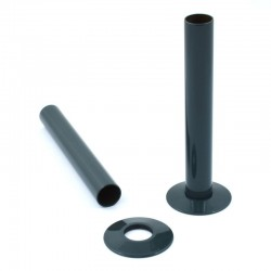Anthracite Pipe Shrouds & Collars