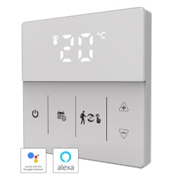 Wi-Fi Room Thermostat for Electric Towel Rails