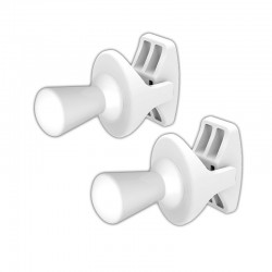 White Robe Hook - I Design