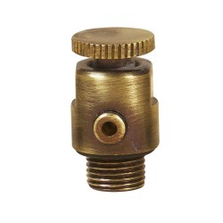 Antique Brass Luxury Bleed Valve