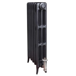 Victoriana 3 Column Cast Iron Radiator - 745mm High - 3 Quarter View