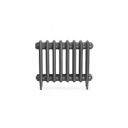 Victoriana 3 Column Cast Iron Radiator - 450mm High - Front View