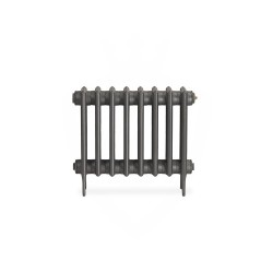 Victoriana 4 Column Cast Iron Radiator - 460mm High - Front View