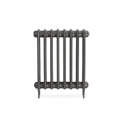 Victoriana 4 Column Cast Iron Radiator - 660mm High - Front View