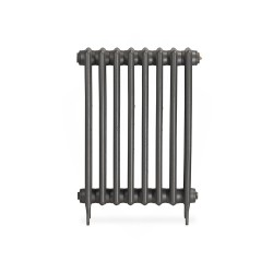 Victoriana 4 Column Cast Iron Radiator - 760mm High - Front View