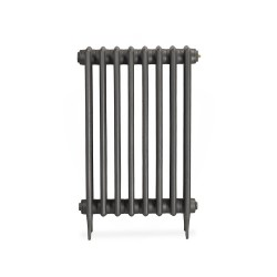 Victoriana 4 Column Cast Iron Radiator - 813mm High - Front View