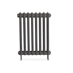 Pimlico 2 Column Cast Iron Radiator - 760mm High - Front View