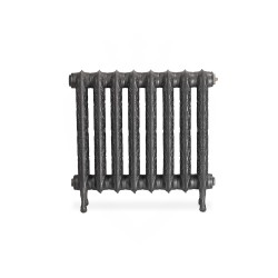 Kensington 2 Column Cast Iron Radiator - 580mm High - Front View