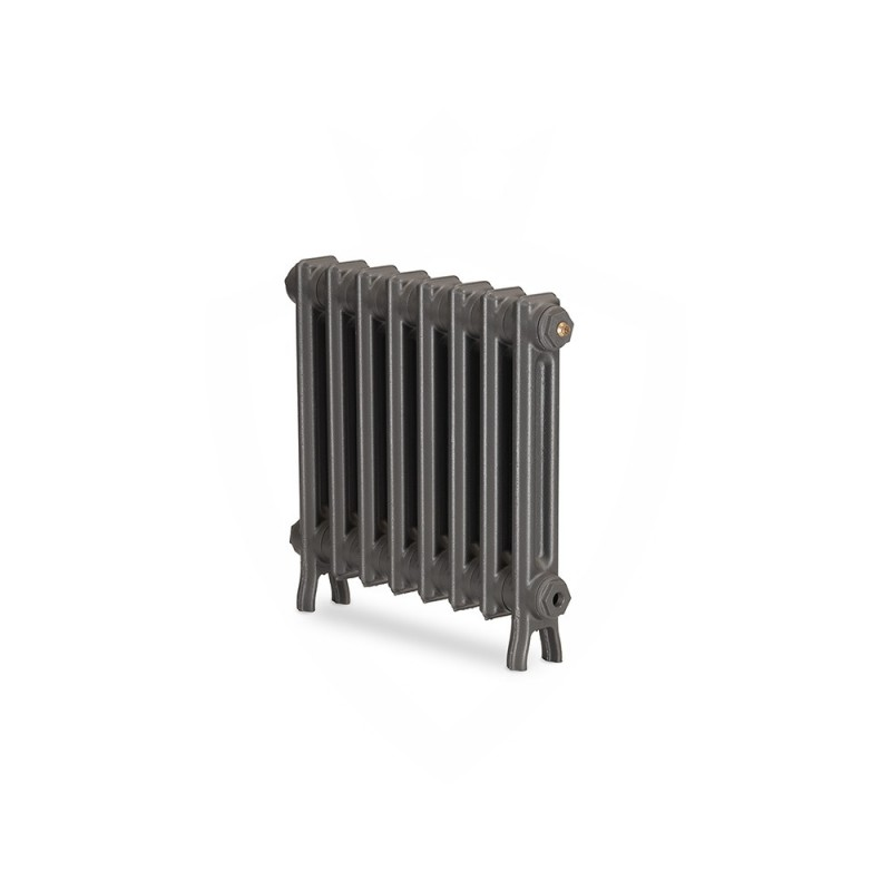 Neo Georgian 2 Column Cast Iron Radiator - 490mm High