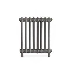 Neo Georgian 2 Column Cast Iron Radiator - 640mm High - Front View