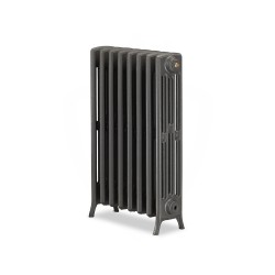 Neo Georgian 4 Column Cast Iron Radiator - 760mm High