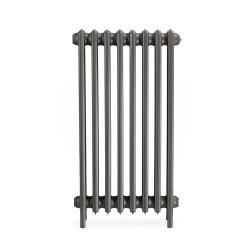 Neo Georgian 4 Column Cast Iron Radiator - 960mm High - Front View