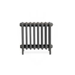 Neo Georgian 6 Column Cast Iron Radiator - 485mm High - Front View