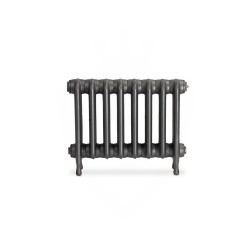 Clarendon Cast Iron Radiator - 440mm High - Front View