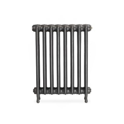 Clarendon Cast Iron Radiator - 740mm High - Front View