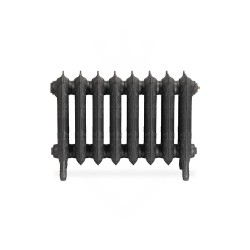 Oxford Cast Iron Radiator - 470mm High - Front View