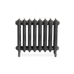 Oxford Cast Iron Radiator - 570mm High - Front View