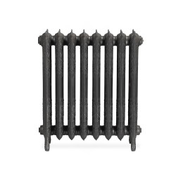 Oxford Cast Iron Radiator - 765mm High - Front View