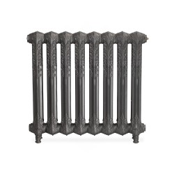 Shaftsbury Cast Iron Radiator - 740mm High - Front View