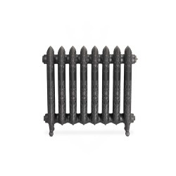 Shaftsbury Cast Iron Radiator - 540mm High - Front View