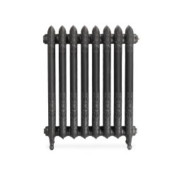 Montpellier Cast Iron Radiator - 790mm High - Front View