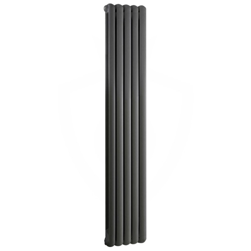 Imperial Anthracite Designer Radiator - 318 x 1800mm