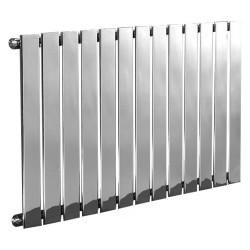 Sultan Chrome Designer Radiator - 1000 x 600mm