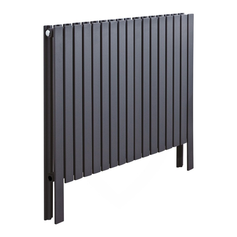 Axim Anthracite Designer Radiator - 820 x 800mm
