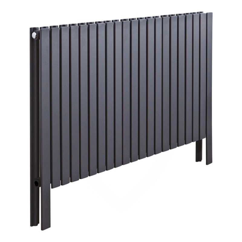 Axim Anthracite Designer Radiator - 1000 x 800mm