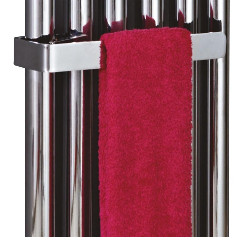 300mm Chrome Towel Bar for Phoenix Radiators