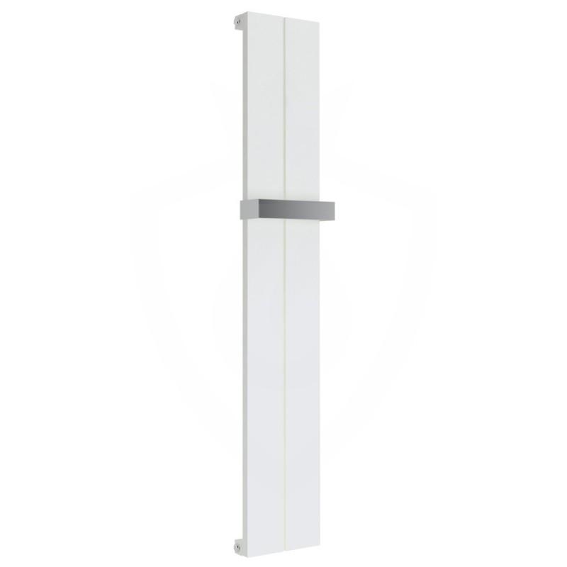 Kudox Alulite White Designer Towel Rail- 200 x 1150mm