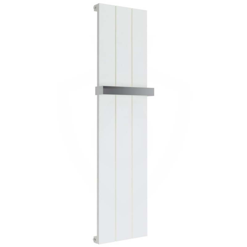 Kudox Alulite White Designer Towel Rail- 295 x 1150mm