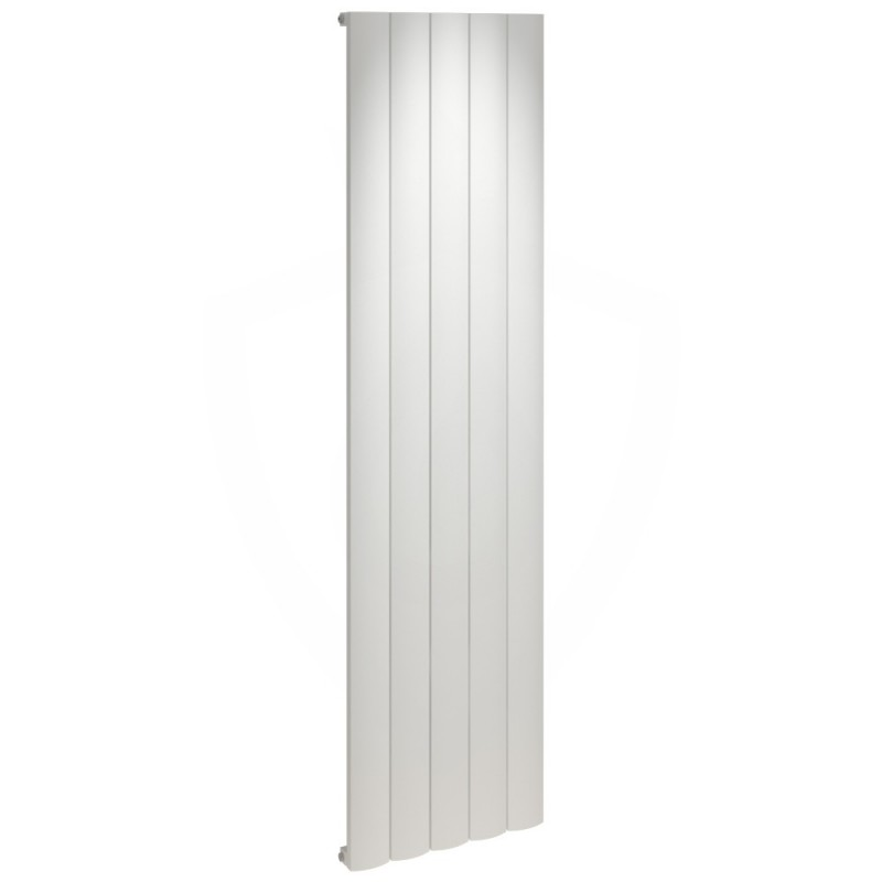 Kudox Alulite Arc White Designer Radiator - 470 x 1800mm