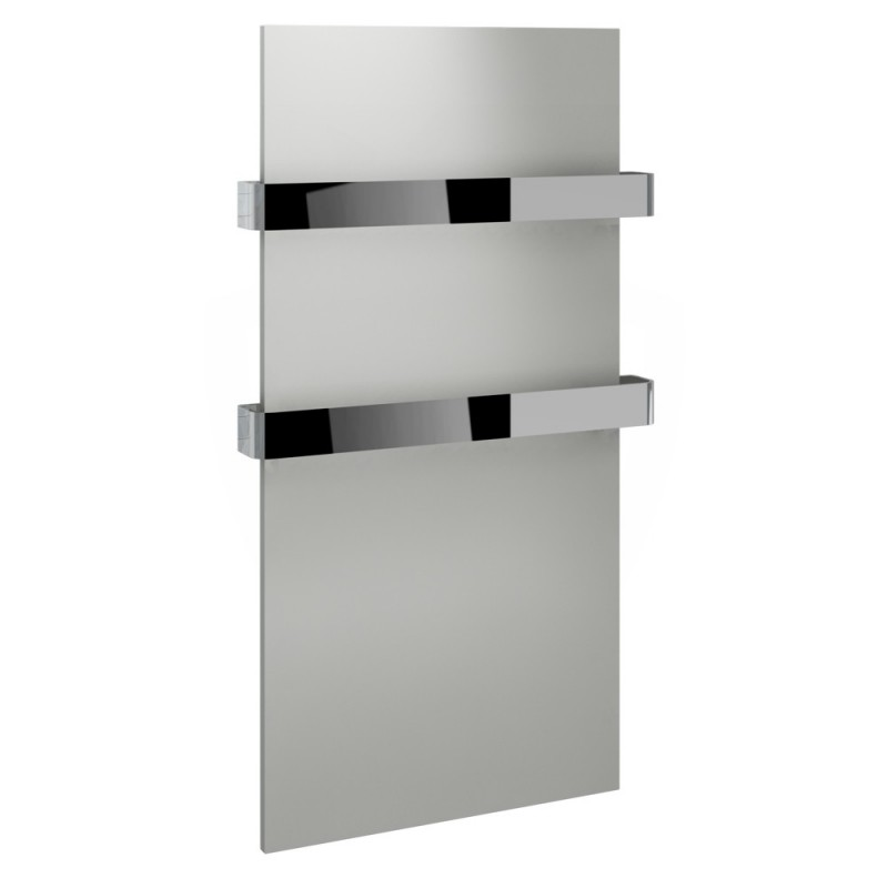 Kudox Ikon White Designer Towel Rail - 508 x 917mm