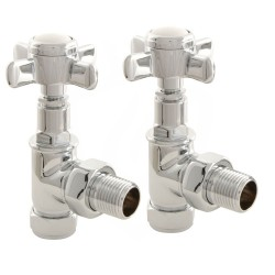 Lambeth Manual Valves Chrome