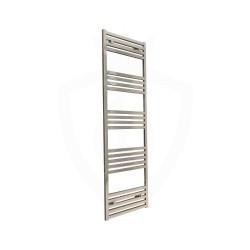 Carisa Fame Polished Aluminium Designer Towel Rail - 500 x 1740mm