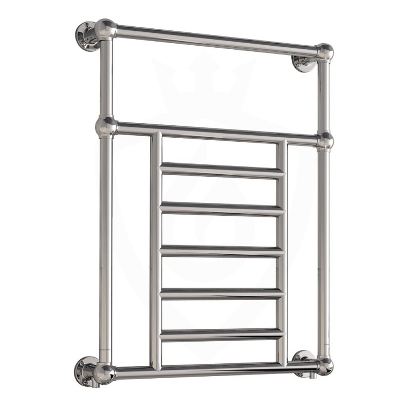 Carisa Vintage Traditional Towel Rail - 650 x 800mm