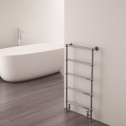 Carisa Victoria Traditional Towel Rail - 500 x 950mm