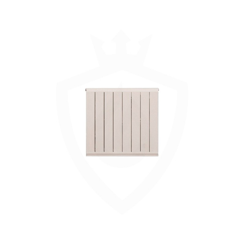 Carisa Elite White Aluminium Radiator - 595 x 600mm