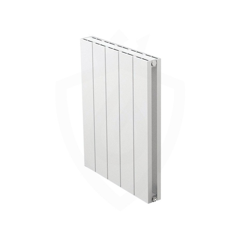 Carisa Nemo Double White Aluminium Radiator - 470 x 600mm