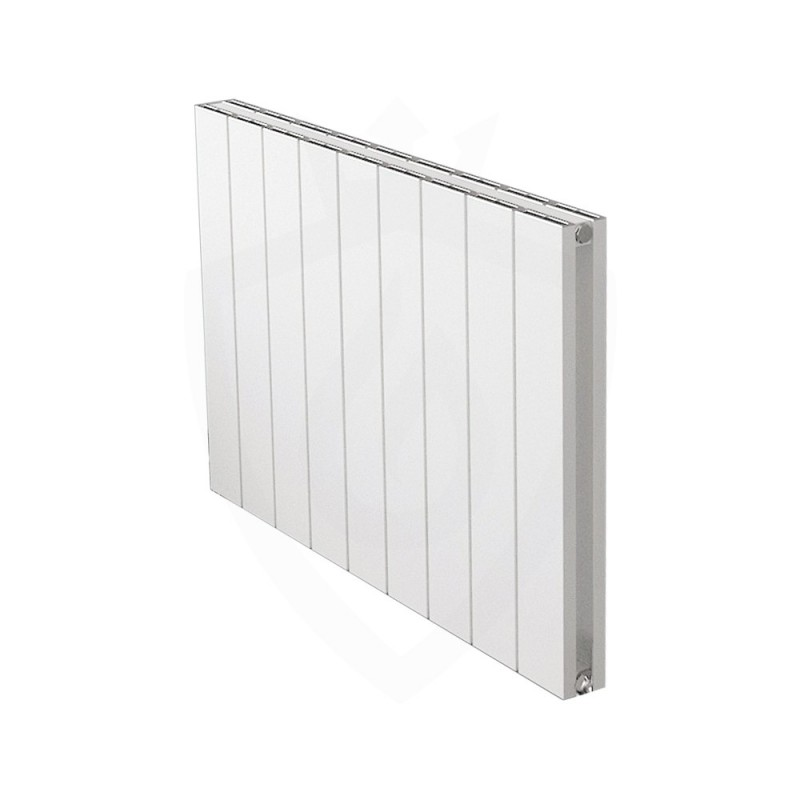 Carisa Nemo Double White Aluminium Radiator - 850 x 600mm