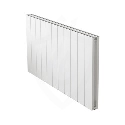 Carisa Nemo Double White Aluminium Radiator - 1040 x 600mm