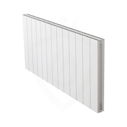 Carisa Nemo Double White Aluminium Radiator - 1230 x 600mm